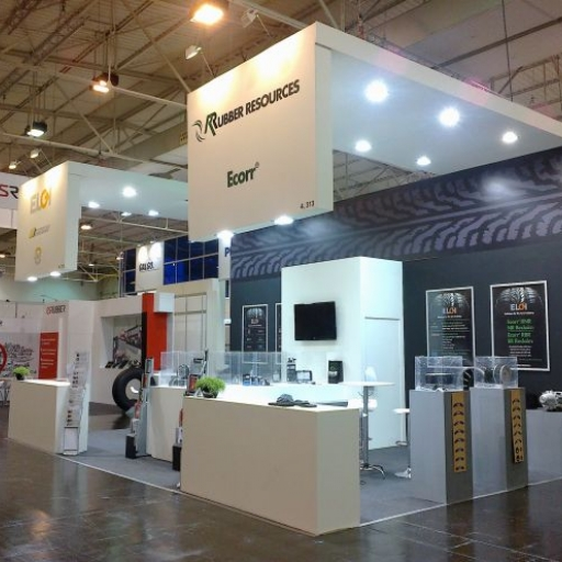 Exhibition Stand Builders France : Paris stand builder obooths
